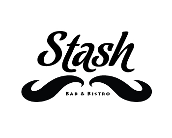Stash logo design