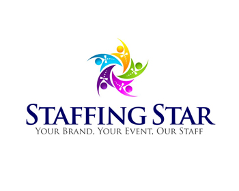 Staffing Star logo design