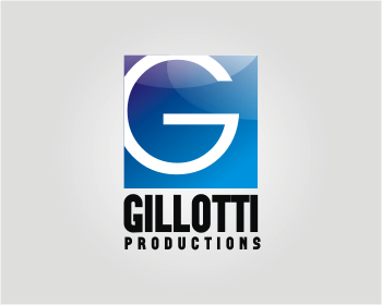 Gillotti Productions logo design