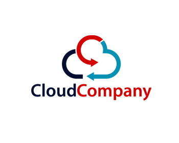 Cloud Company logo design