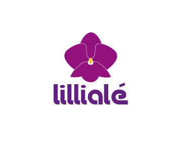 Lillialé logo design