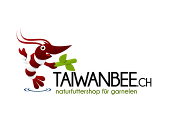 logo design for Taiwanbee.ch