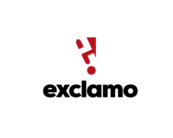 Exclamo logo design