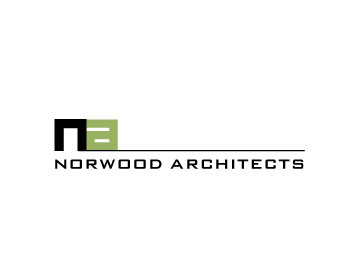 Norwood Architects logo design