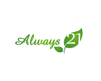 always21 logo design