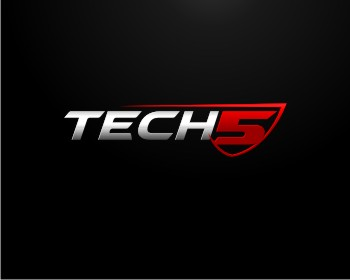 Tech5 logo design