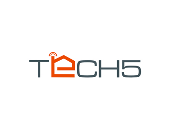 Logo design for Tech5