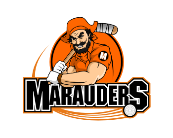 The Marauders logo design