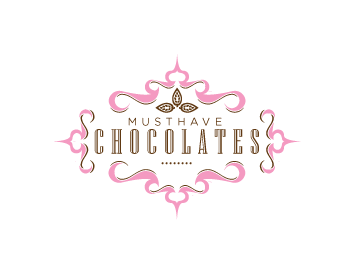 Must Have Chocolates logo design