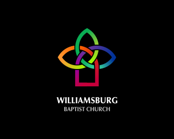 Williamsburg Baptist Church logo design