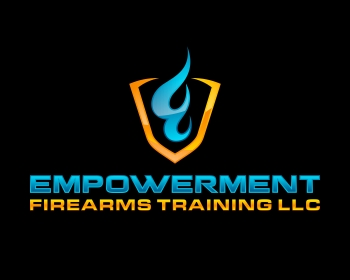 Empowerment Firearms Training LLC logo design