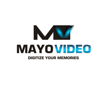 Mayo Video logo design