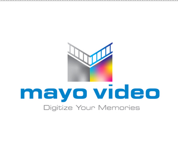 Logo design for Mayo Video