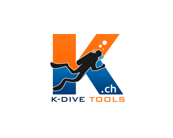Logo design for K-Dive Tools