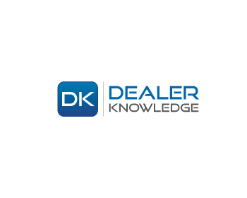 Dealer Knowledge logo design