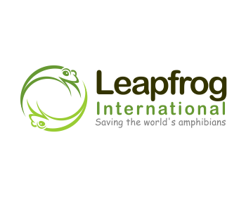 Logo design for Leapfrog International