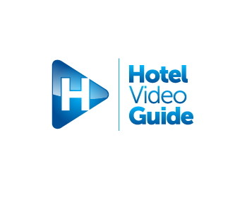 Hotel Video Guide logo design