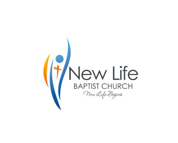 Logo per New Life Baptist Church