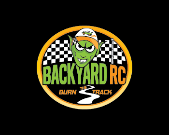 Backyard RC logo design