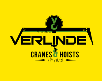 Verlinde Cranes & Hoists South Africa (Pty)Ltd logo design