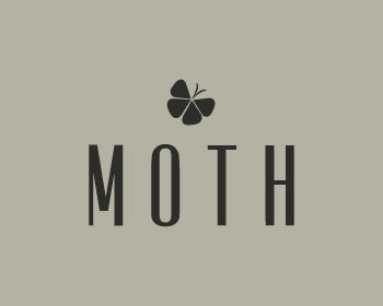 MOTH logo design