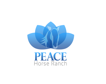 Logo Peace Horse Ranch
