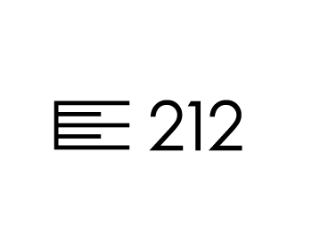 Ensemble 212 logo design