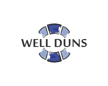 Well Duns, Inc. logo design