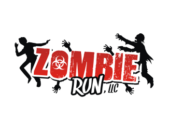 Zombie Run, LLC logo design