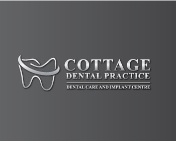 Cottage Dental Practice logo design