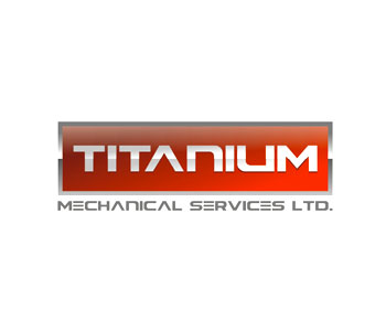 Titanium Mechanical Services LTD. logo design