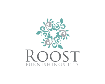 Roost Furnishings Ltd logo design
