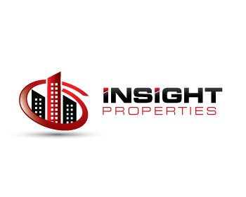 Insight Properties logo design