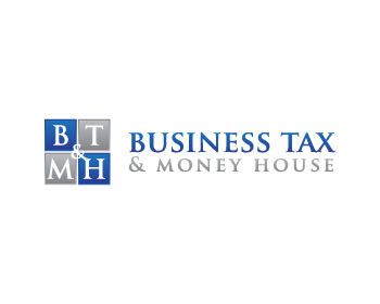 Logo design for Business Tax & Money House