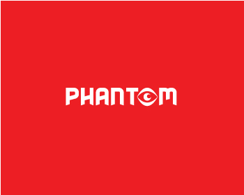 Phantom logo design