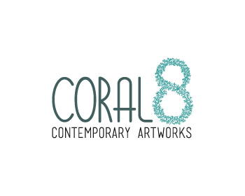 Logo design for Coral 8