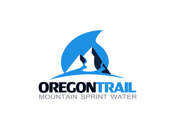 Logo per Oregon Trail Mountain Spring Water