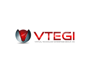 Virtual Technology Enterprise Group Inc, (VTEGI) logo design