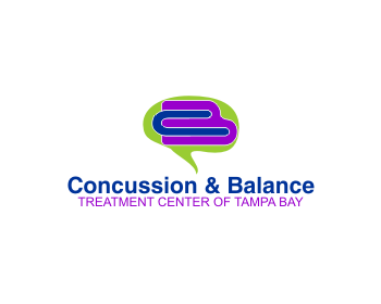 Concussion & Balance Treatment Center of Tampa Bay logo design