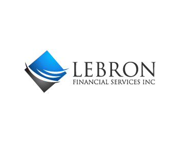 Lebron Financial Services Inc. logo design