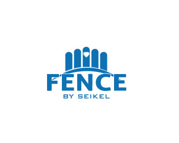 Fence By Seikel logo design