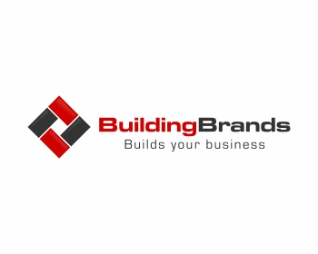 BuildingBrands logo design