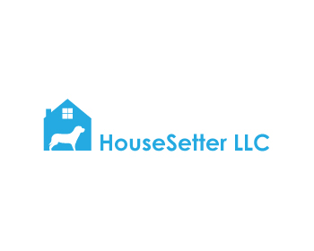 HouseSetter LLC logo design