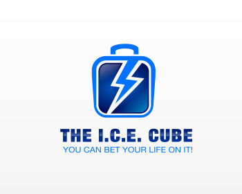 The I.C.E. Cube logo design