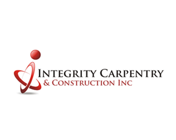 Integrity Carpentry & Construction Inc logo design