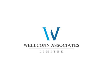 Wellconn Associates Limited logo design