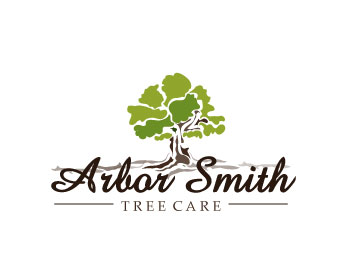 Arbor Smith logo design