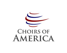 Logo per Choirs of America
