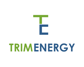 Logo design entry number 114 by wolve   Trim Energy logo contest