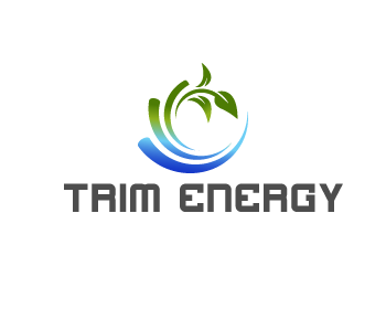 Trim Energy logo design